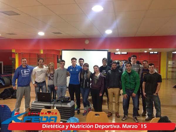 Cursos Dietética y Nutrición Deportiva