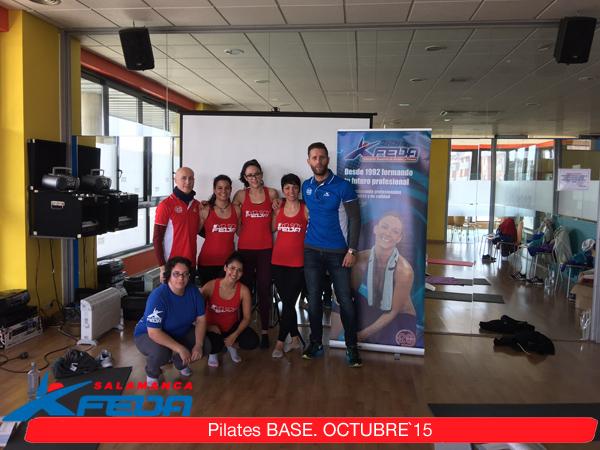 Cursos Pilates BASE