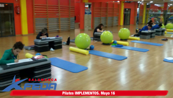 Cursos Pilates IMPLEMENTOS