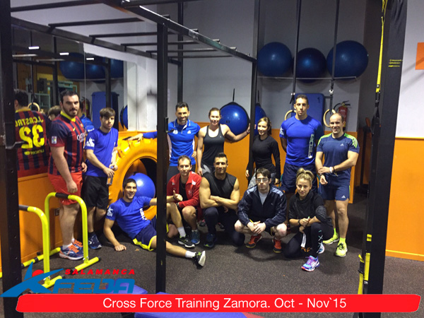 Cursos Cross Force Training